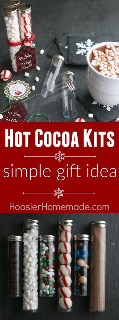 Hot cocoa kits