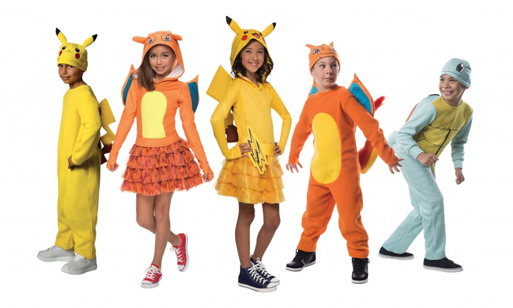 Pokemon-Costumes