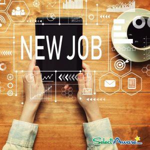 Finding a new job online
