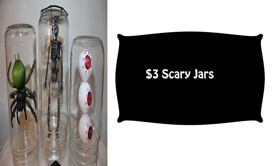 Scary Jars