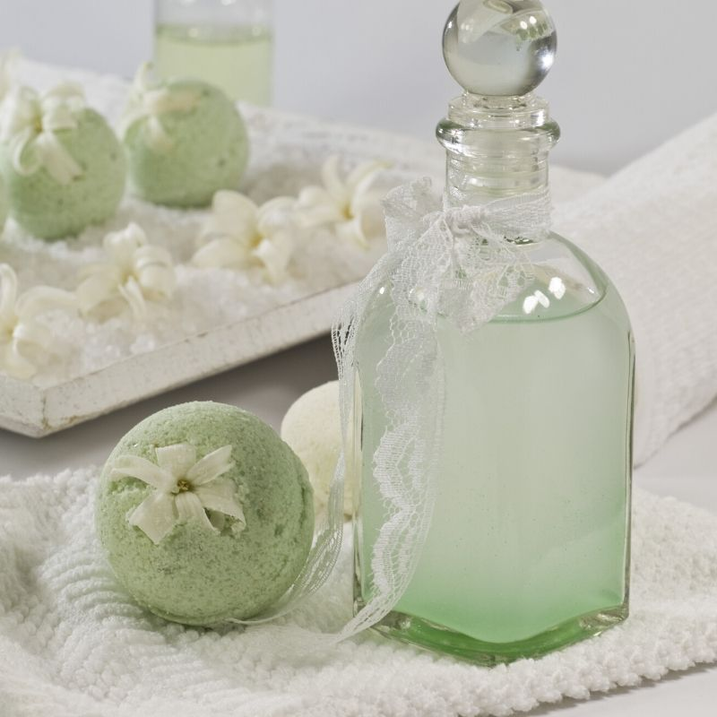 Bath scents