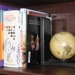 Books on Shelf from Better World Books