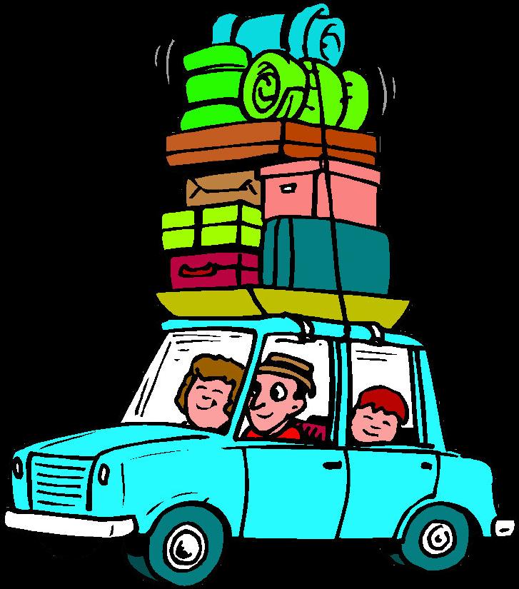 Road Trip cartoon