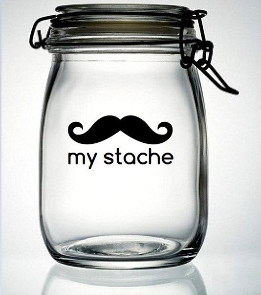 stache jar