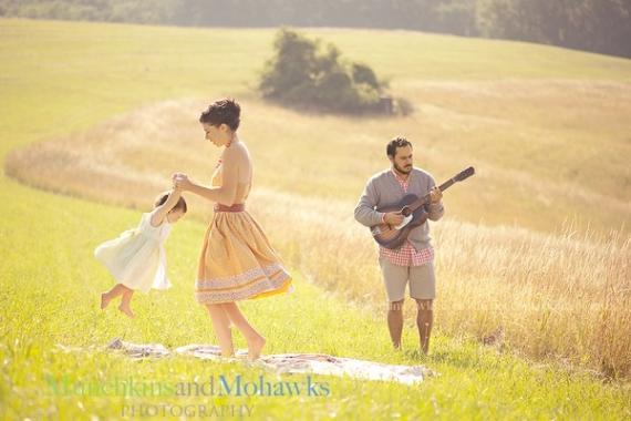 Photo credit: Munchkin & Mohawks Photography