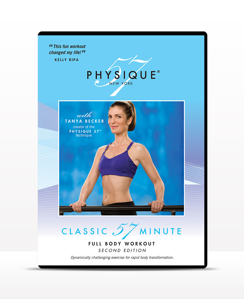 Physique 57 Classic Full Body Workout DVD